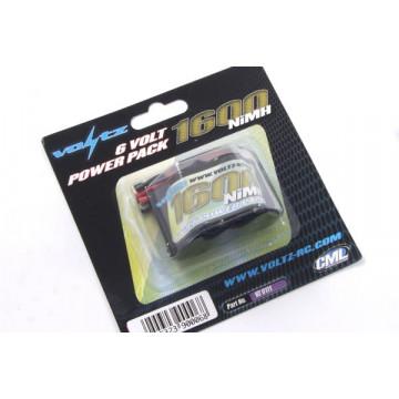 Acumulator Receptie Voltz NiMH 1600mAh 6V