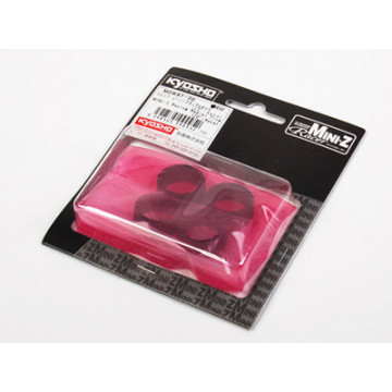 Anvelope kyosho radial fata Mini-Z set 4buc