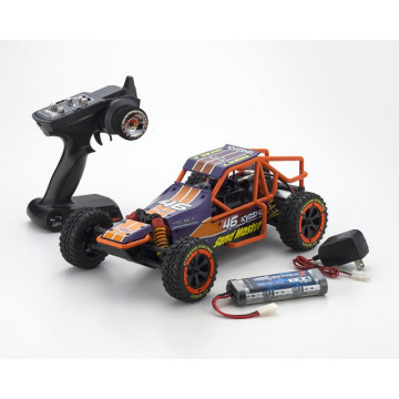 Automodel Kyosho Sand Master EZ 2WD , Buggy RTR 1/10, culoare mov