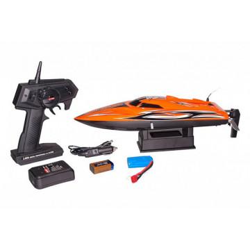 Navomodel de viteza Joysway Offshore Warrior Lite V3 2.4 Ghz 420 mm
