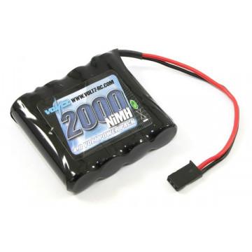 Pack Acumulatori 4.8V 2000 mAh