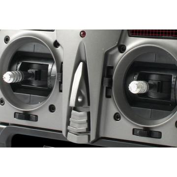 Radiocomanda 6 canale Etronix Pulse 2.0 X6  6ch 2.4Ghz, mod 2 FHSS