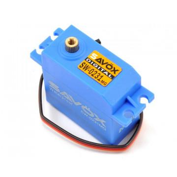 Servo digital waterproof SAVOX SW-0231MG 15kg/0.17s@6V