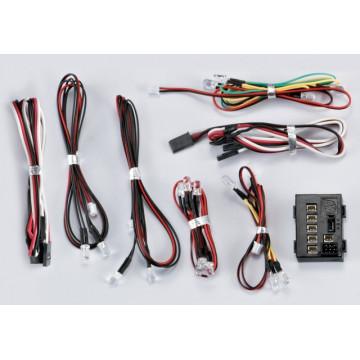 Sistem LED de iluminare cu control box Killerbody, (18 led-uri)