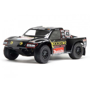 "Automodel electric Team Associated SC10RS Brushless 2WD RTR 2.4Ghz ""Rockstar-Makita"" , cu variator XP SC700 Waterproof"