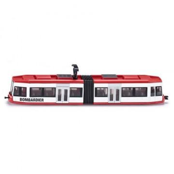 Macheta Tramvai Bombardier, SIKU, scara 1/87