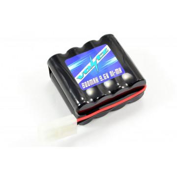 Acumulator NiMh 800 mAh 9.6v, cu conector futaba