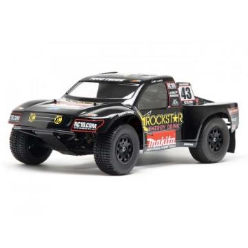 "Automodel electric Team Associated SC10RS Brushless 2WD RTR 2.4Ghz ""Rockstar-Makita"" , cu variator XP SC700 Waterproof"