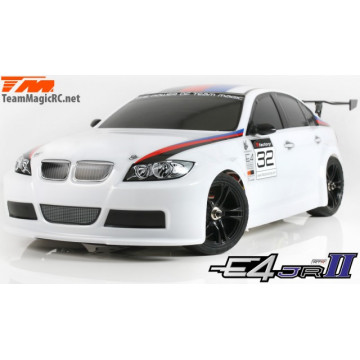 Automodel touring/drift Team Magic E4JR II waterproof RTR, scara 1/10