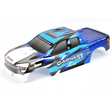 Caroserie pentru Automodel Monster Truck 1/10FTX Carnage/VRX Sword