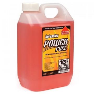 Combustibil Nitro 16% HPI Powerfuel, 2.5L