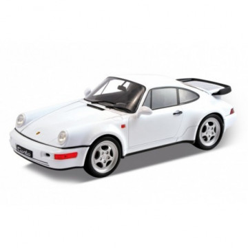 Macheta Diecast Porsche 964 Turbo, Welly