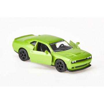 Macheta Dodge Challenger SRT Hellcat diecast, SIKU