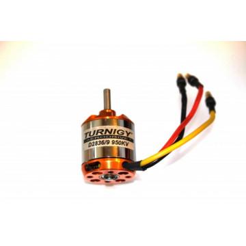 Motor Brushless Outrunner Turnigy 3548 790KV