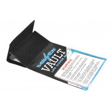 Sac protectie ignifug pentru incarcare acumulatori LiPo, 10x20 (mic)