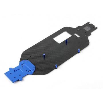 Sasiu din carbon compozit pentru VRX Racing Spirit Buggy