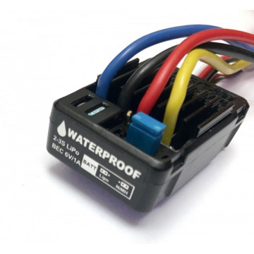 Variator de turatie (ESC) SPEED RC WP-1625 LiPo , 25 amperi