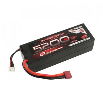 Acumulator Lipo 3s 5200 mAh 40C Robitronic, conector Deans