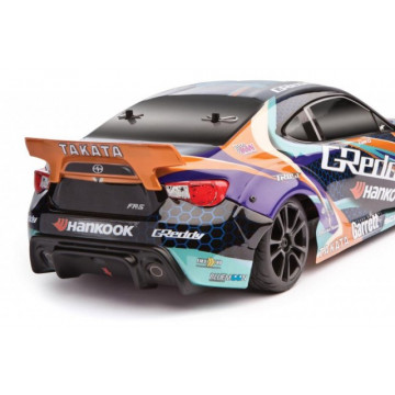 Automodel electric Team Associated Apex Scion Racing FR-S Brushless 4WD RTR 2.4Ghz, scara 1/10