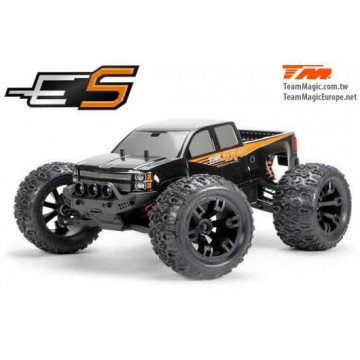 Automodel Monster Truck Brushless 4x4 Team Magic E5, scara 1/10