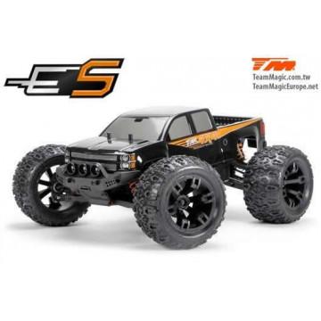 Automodel Monster Truck Brushless 4x4 Team Magic E5, scara 1/10