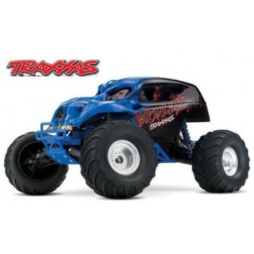 Automodel Monster Truck Traxxas Skully 2wd 1/10 RTR TQ