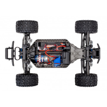 Automodel Traxxas Rustler 4x4 TQ XL-5 Brushed Waterproof RTR