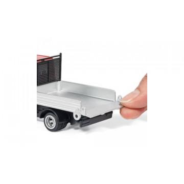 Macheta Mercedes Transporter diecast , SIKU, scara 1/50
