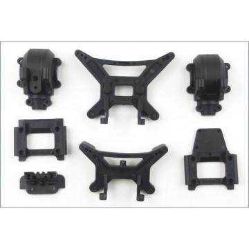 Set suporti amortizoare (tower) pentru automodele Kyosho