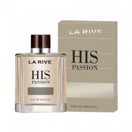Apa de toaleta La Rive His Passion 100 ml