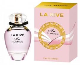 La rive In Flames for woman 90 ml edp