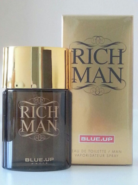 Rich Man - Blue Up