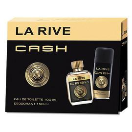 Set cadou Cash for men (edt 100 ml si deodorant 150 ml)