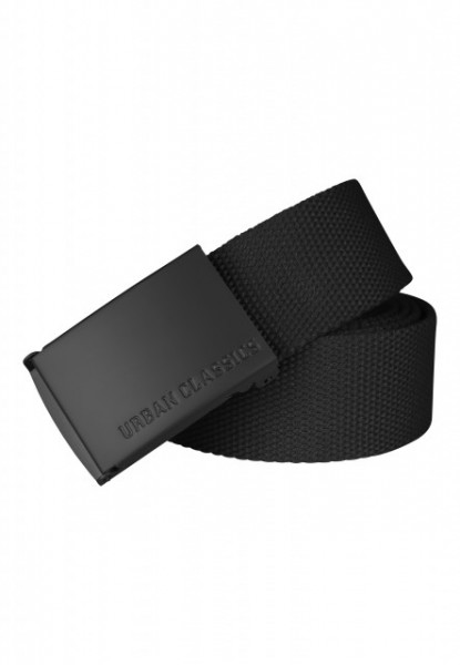 Canvas Belts URBAN CLASSICS