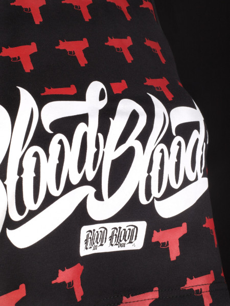 Blood In Blood Out Padrao D-Crop Top