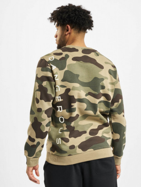 Dangerous DNGRS / Jumper Classic in camouflage