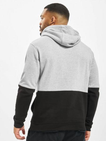 DEF / Hoodie Pit in grey