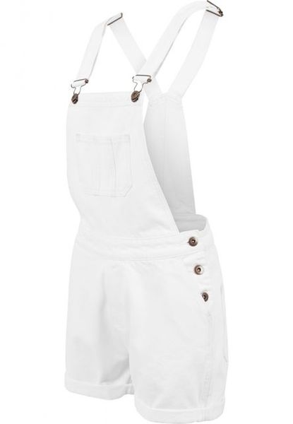Ladies Short Dungaree