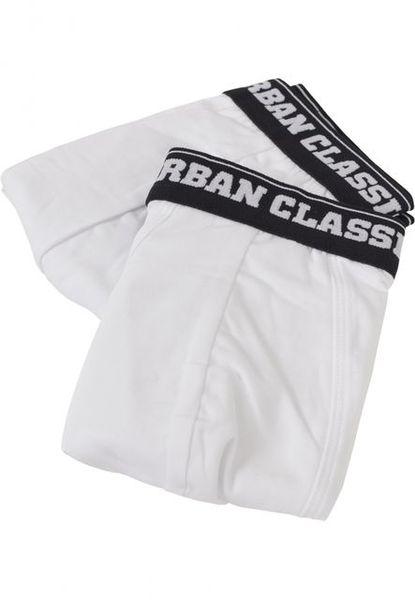 Mens Boxer Shorts Double Pack