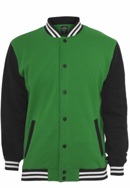 3-tone College Sweatjacket