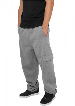 CARGO SWEATPANTS GREY
