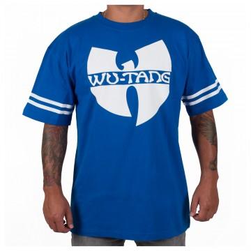 Wu Wear - Tricou albastru Wu 36 albastru - Wu-Tang Clan