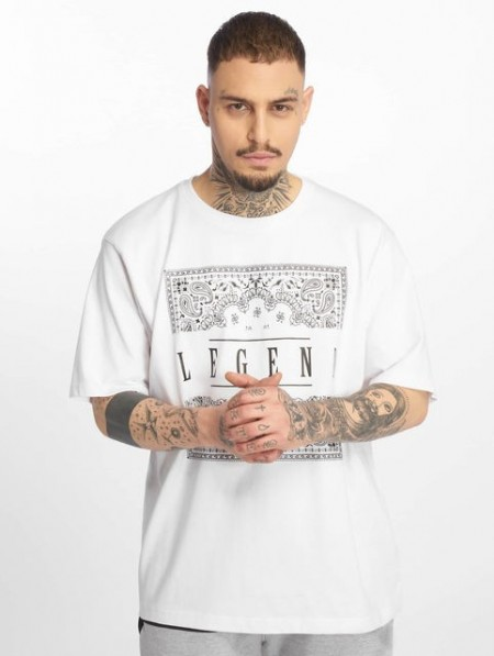 Dangerous DNGRS / T-Shirt Legend in white