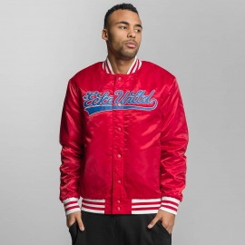 Ecko Unltd. Jacket / Bomber jacket Shinning Star in red