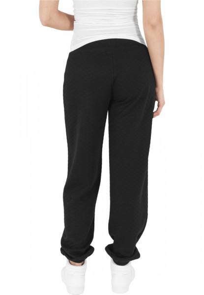 Ladies Quilt Jogging Pants