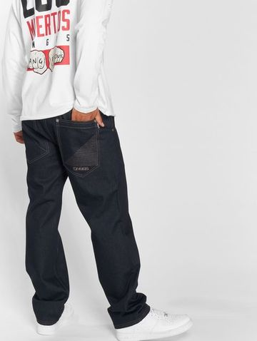 Poze Dangerous DNGRS / Loose Fit Jeans Brother in indigo