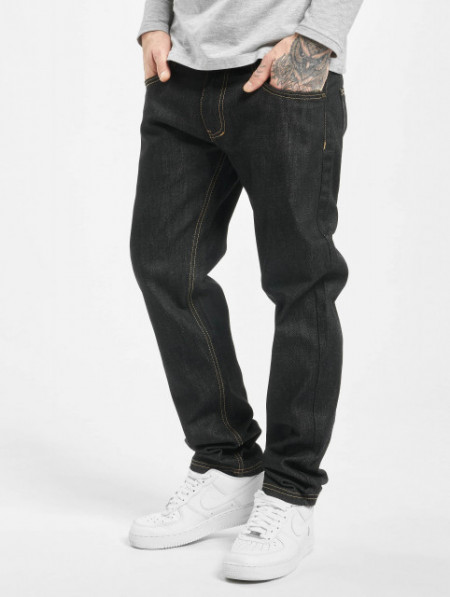 Ecko Unltd. / Straight Fit Jeans Bour Bonstreet in black