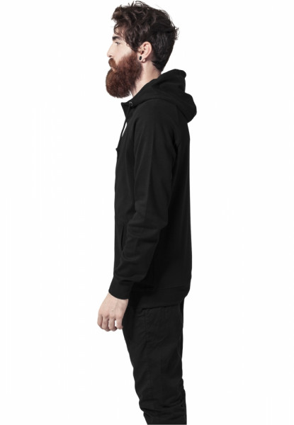 Heavy Interlock Raglan Zip Hoody