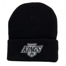 Poze MITCHELL & NESS NHL TEAM LOGO CUFF KNIT BEANIE LA KINGS