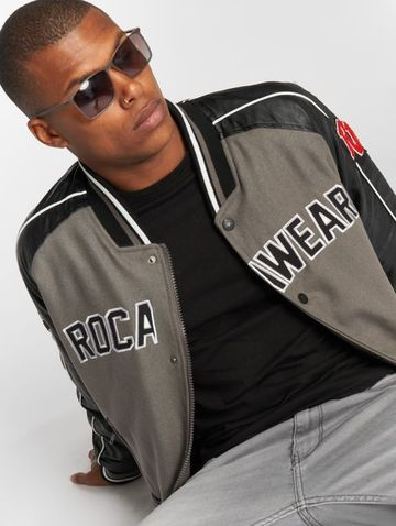 Rocawear / Bomber jacket RW Bomber 2 in black